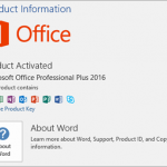 [FIX] Office 2016/Office 365 Keeps Asking for Activation Even when You're Logged In